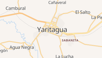 Yaritagua online map
