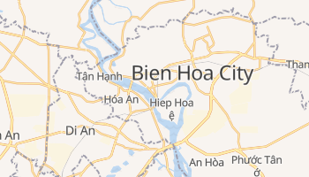 Bien Hoa online map