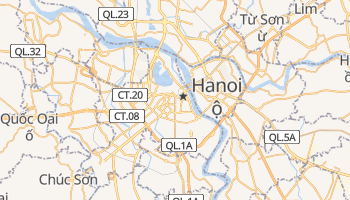 Hanoi online map
