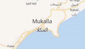 Mukalla online map