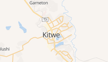 Kitwe online map