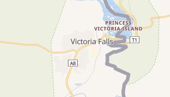 Victoria Falls online map
