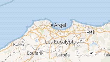 Mapa online de Argel