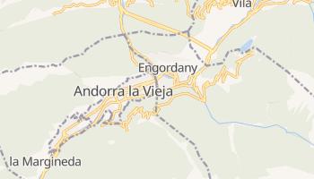 Mapa online de Escaldes-Engordany