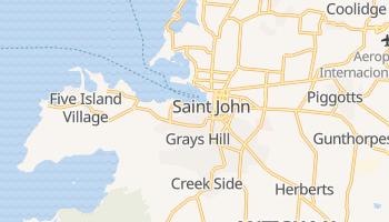 Mapa online de Saint John's