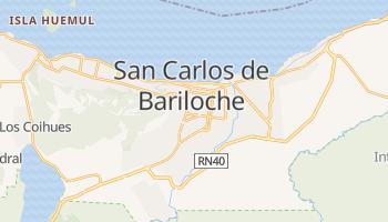 Mapa online de Bariloche