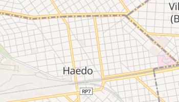 Mapa online de Haedo