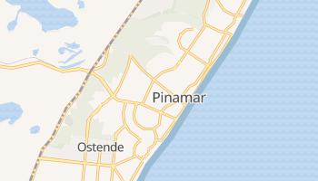 Mapa online de Pinamar