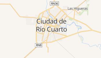 Mapa online de Ciudad de Río Cuarto