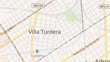 Mapa online de Turdera