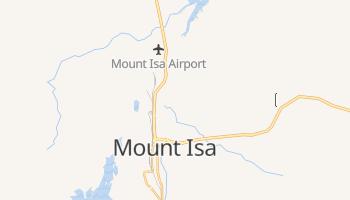 Mapa online de Mount Isa