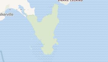 Mapa online de Promontorio Wilsons