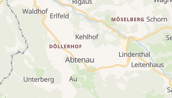 Mapa online de Abtenau