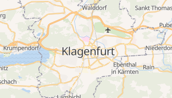Mapa online de Klagenfurt
