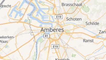 Mapa online de Amberes