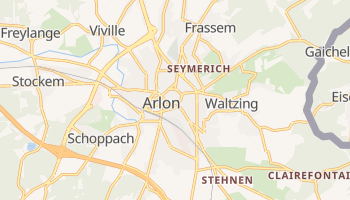 Mapa online de Arlon