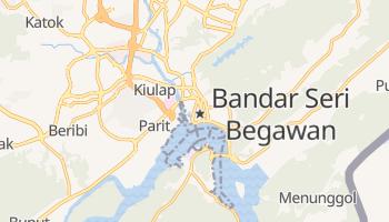 Mapa online de Bandar Seri Begawan