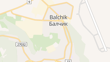 Mapa online de Balchik