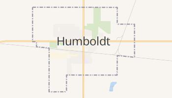 Mapa online de Humboldt