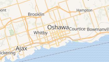Mapa online de Oshawa