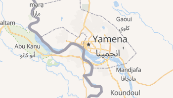 Mapa online de Yamena