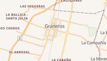 Mapa online de Graneros