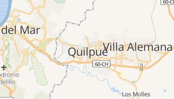 Mapa online de Quilpué
