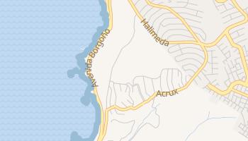 Mapa online de Reñaca