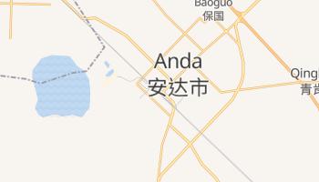 Mapa online de Anda