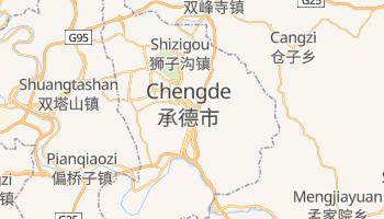 Mapa online de Chengde