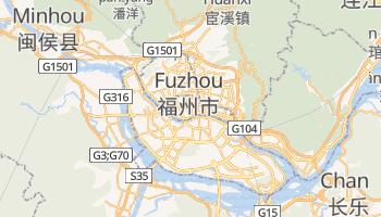 Mapa online de Fuzhou