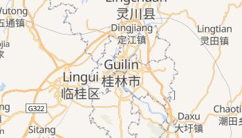 Mapa online de Guilin