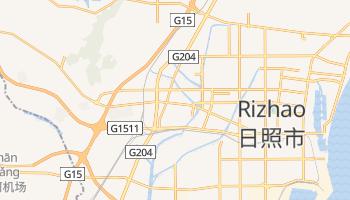 Mapa online de Rizhao