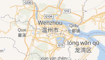 Mapa online de Wenzhou