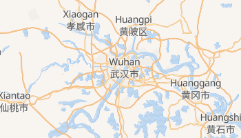 Mapa online de Wǔhàn