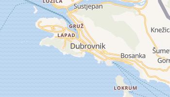 Mapa online de Dubrovnik