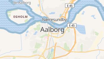 Mapa online de Aalborg