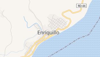 Mapa online de Enriquillo