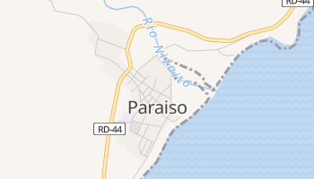 Mapa online de Paraíso