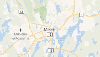 Mapa online de Mikkeli
