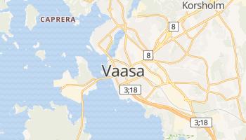 Mapa online de Vaasa