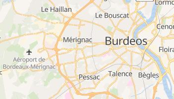Mapa online de Mérignac
