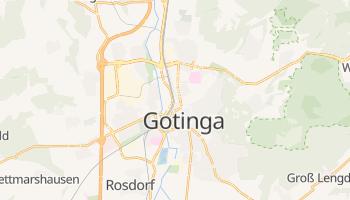 Mapa online de Gotinga