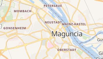 Mapa online de Maguncia