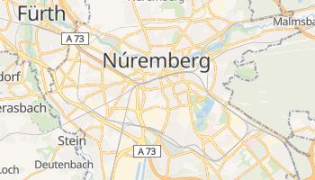Mapa online de Núremberg