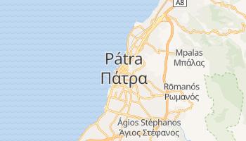 Mapa online de Patras