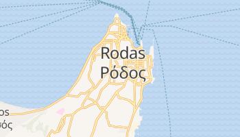 Mapa online de Rodas