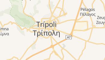 Mapa online de Trípoli