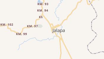 Mapa online de Jalapa