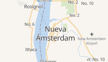 Mapa online de Nueva Ámsterdam
